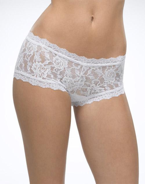 29a4e47576a2 Hanky Panky Signature Lace Boyshort Panty 4812 | Free Shipping at ...