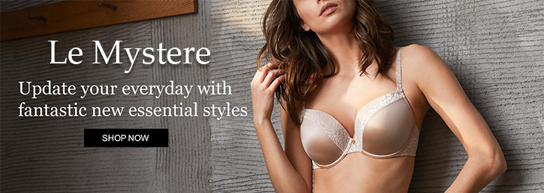 Le Mystere Bras and Panties
