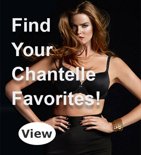 Chantelle Bras, Panties, Lingerie, All Intimate Apparel