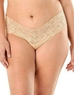 Never Say Never Extended Hottie Lowrider Hotpant in Blush
