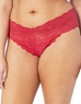 Never Say Never Extended Hottie Lowrider Hotpant in Mystic Red