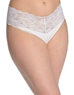 Cosabella Never Say Never 'Lovelie' Plus Size Thong in White