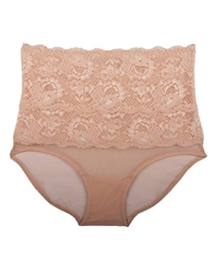 Cosabella Never Say Never Shaper Bikini in Blush