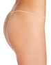 Cosabella Soire Lowrider Italian Thong in Blush, Back View