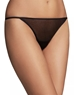 Cosabella Soire Lowrider Italian Thong in Black