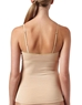 Cosabella Talco Long Camisole in Sand, Back View