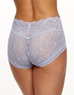 Hanky Panky American Beauty Rose Panty in Bonnie Blue, Back View