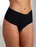 Hanky Panky BARE Godiva Hi-Rise Thong in Black