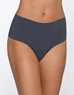 Hanky Panky BARE Godiva Hi-Rise Thong in Granite