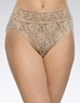 Hanky Panky Signature Lace French Cut Brief in Taupe