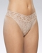 Hanky Panky Signature Lace Thong in Chai