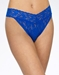 Hanky Panky Signature Lace Thong in Sapphire