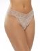 Hanky Panky Signature Lace Thong in Taupe