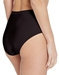 Le Mystere Infinite Comfort Brief in Black, Back View