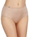 Le Mystere Infinite Comfort Brief in Natural