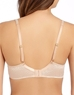 Le Mystere Safari Plunge T-Shirt Bra in Safari, Back View
