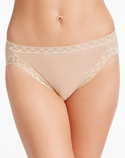 6c8efc222db3 Natori Bliss French Cut Cotton Panty 152058 | Free Shipping at ...