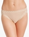 Natori Bliss French Cut Cotton Panty in Cafe