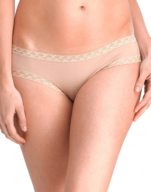 12575a198 ... Natori Bliss Girl Brief Panty in Cafe ...