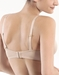 Natori Element Underwire Bra in Cafe, Back View