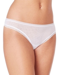 OnGossamer Next to Nothing Hip G Thong in White