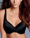 Basic Beauty T-Shirt Spacer Underwire Bra in Black