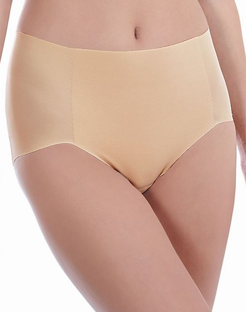 Wacoal Beyond Naked Light Control Brief, S-XL, Style # WE121005 wacoal beyond naked brief, comfortable brief panty, smooth brief, wacoal naked panty