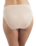Embrace Lace™ Hi-Cut Brief in Sand/Ivory, Back View