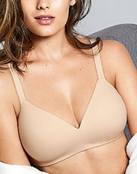 Wacoal How Perfect Wire-Free Bra, Up to DDD Cup, Style # 852189 wacoal how perfect soft cup bra 852189, wire free bras, soft cup bras, how perfect wireless bra, t-shirt bras, seamless bras