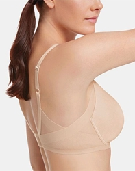 Wacoal Ultimate Side Smoother Seamless T-Shirt Bra in Sand