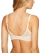 Wacoal Ultimate Side Smoother Wire Free T-Shirt Bra in Sand, Back View