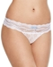 Wacoal b.tempt'd Lace Kiss Thong, Style # 970182 - 970182